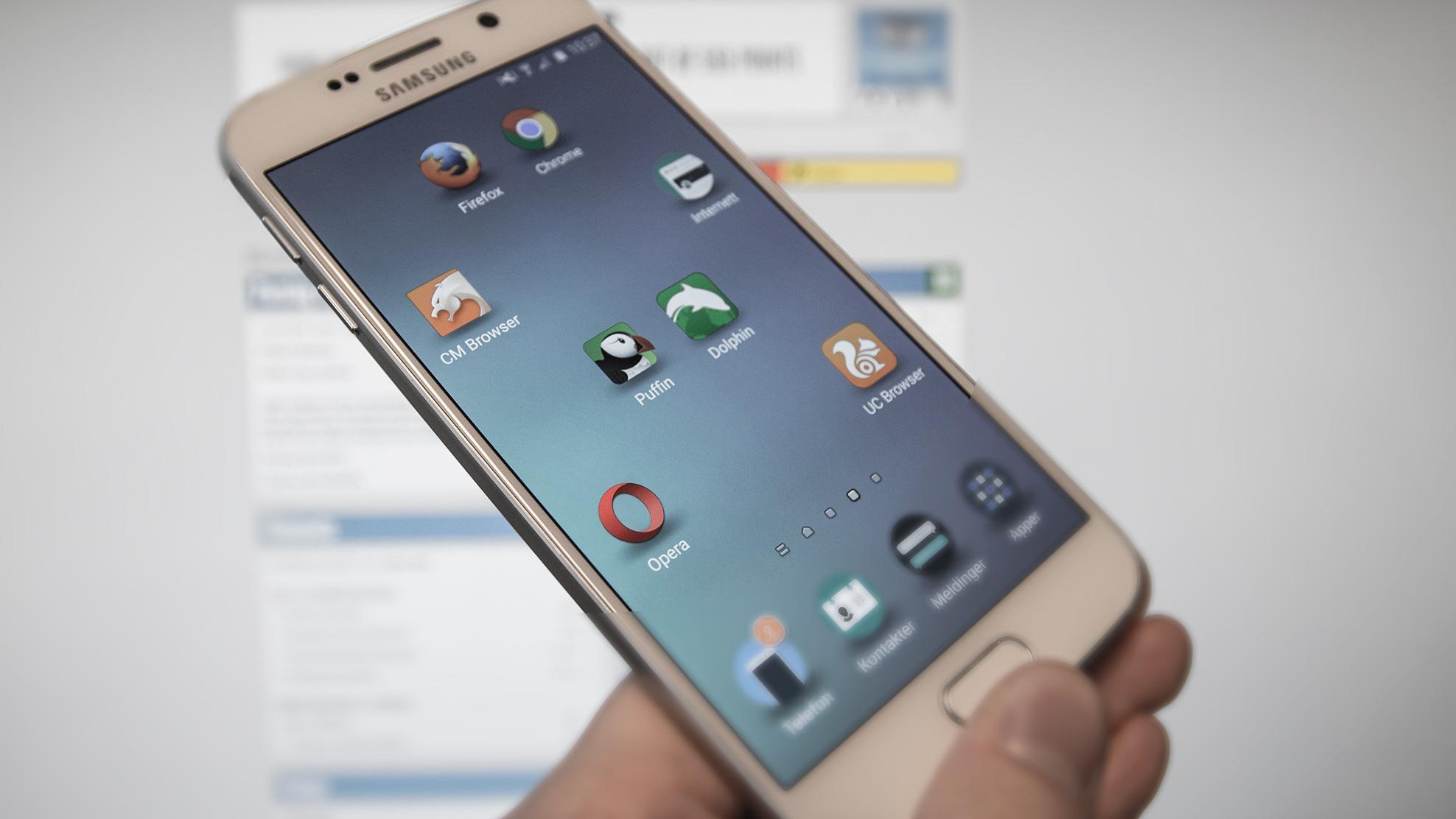 Den raskeste Android-nettleseren