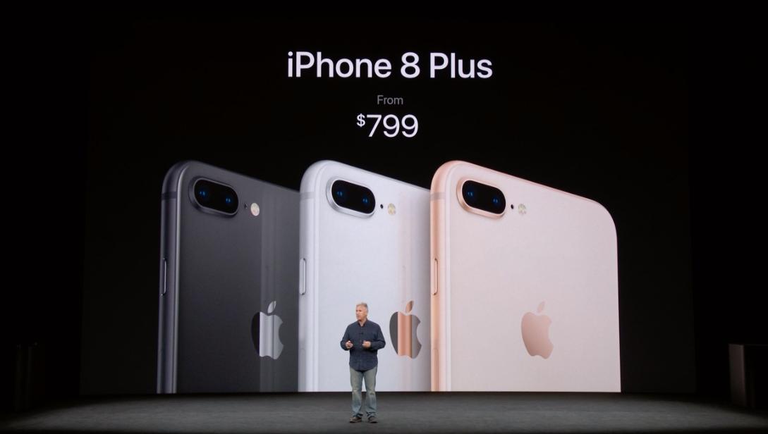 iPhone 8 ser ut til å få en ny vår som «ny» telefon.