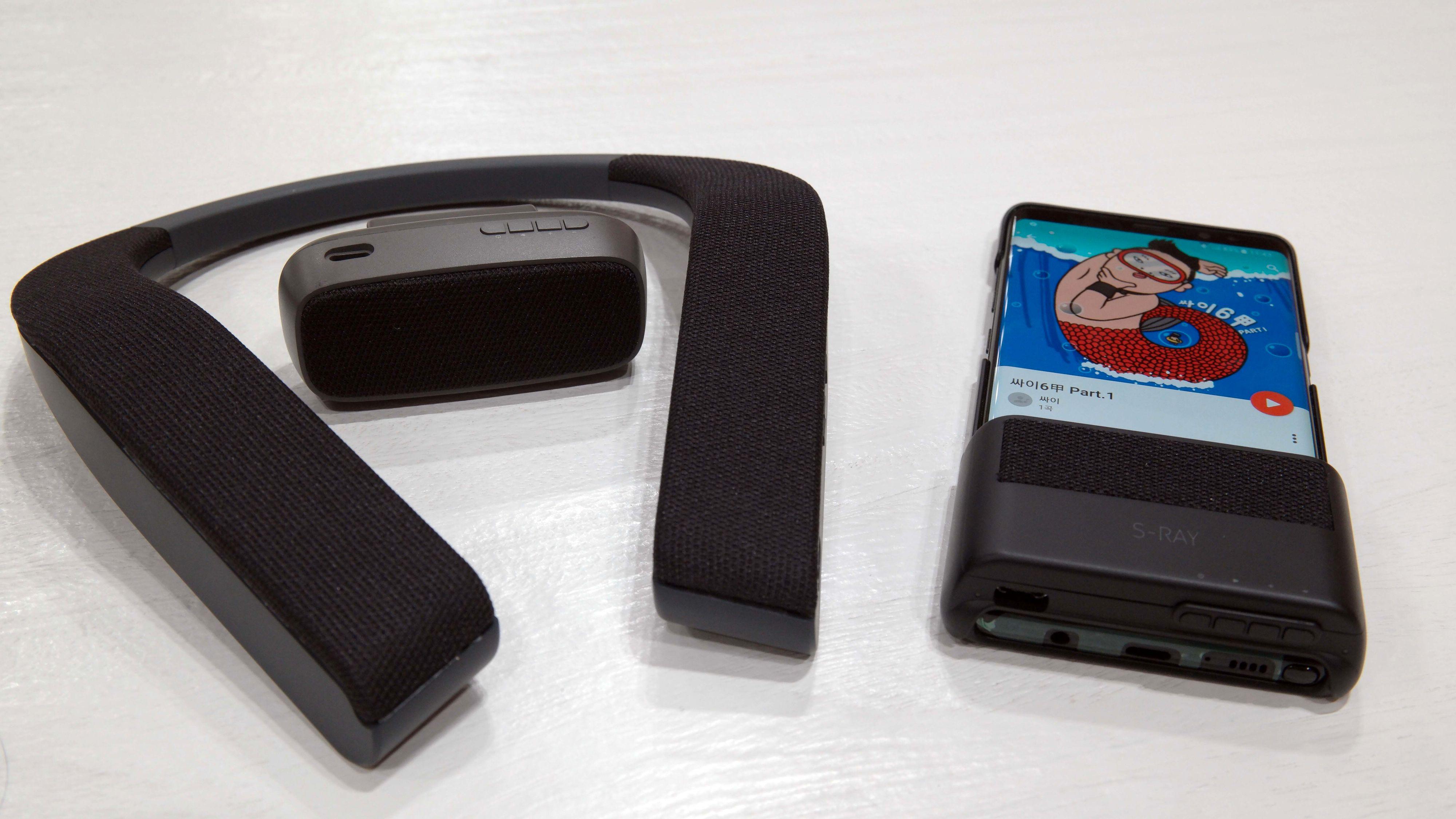 Samsung slipper bærbare høyttalere som ikke forstyrrer omgivelsene