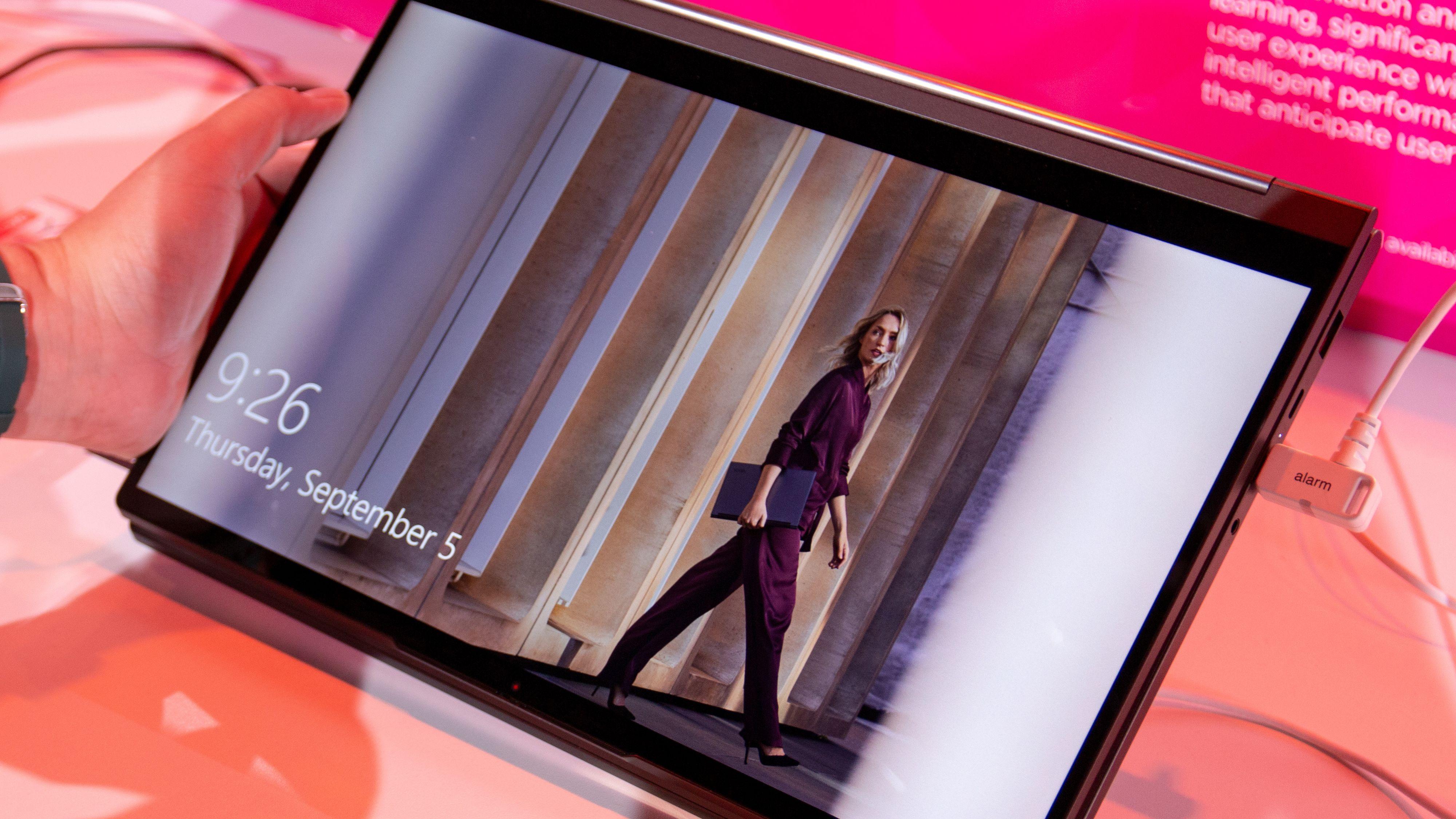 Lenovo Yoga C- og S-serien