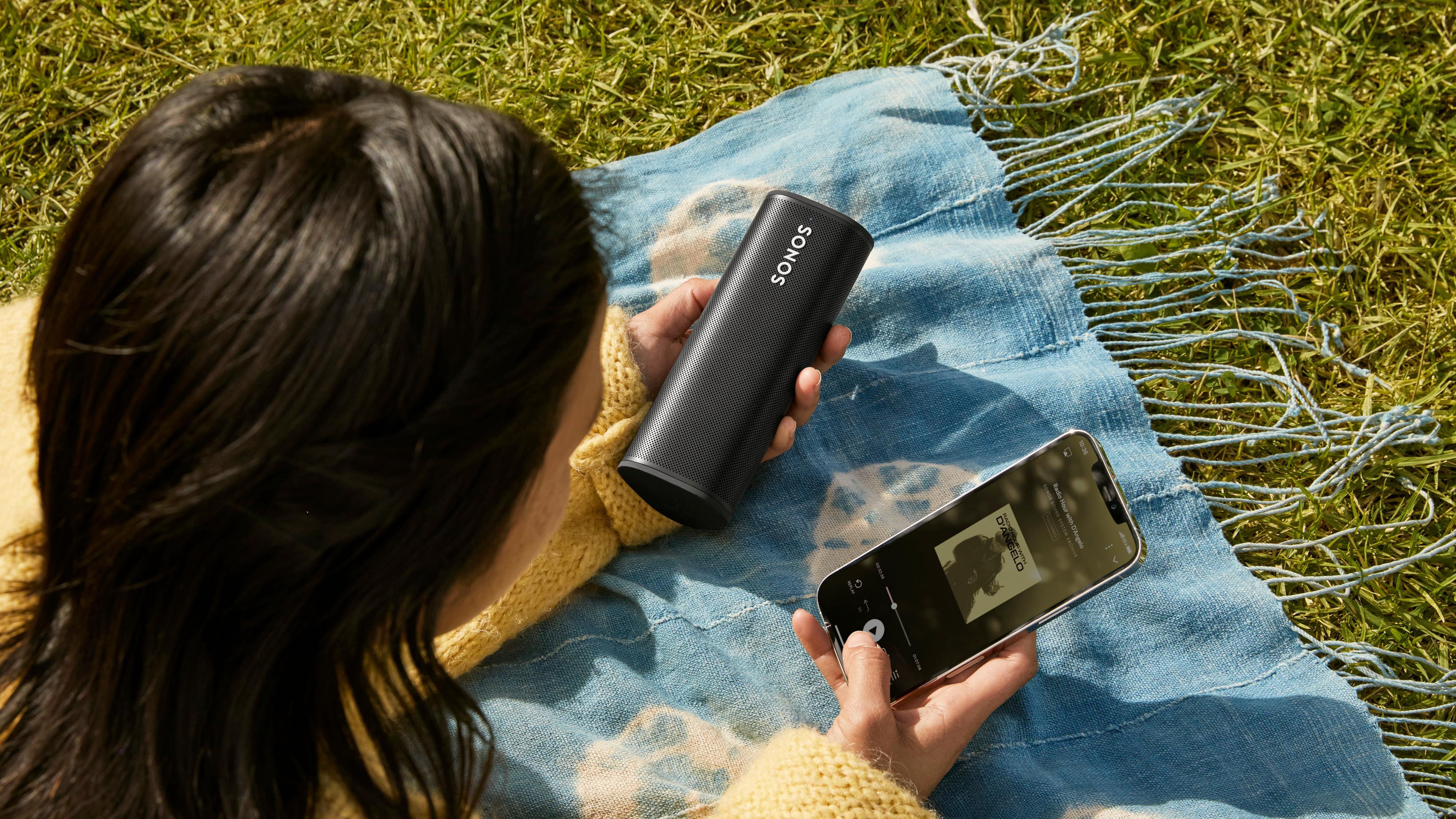 Sonos lanserer sin minste høyttaler så langt: Roam
