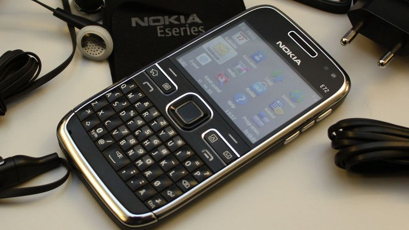 Test: Nokia E72 back in business Test Tek.no