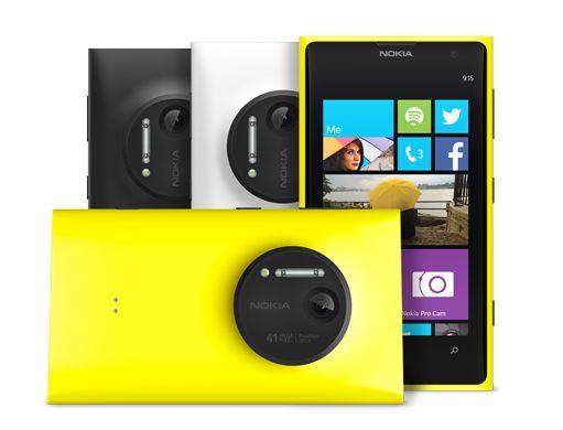 Microsoft har kjøpt Lumia-merkevaren, men har bare Nokia-navnet på lånt tid. Foreløpig er det uklart akkurat hva fremtidige telefoner fra selskapet vil hete.Foto: Nokia
