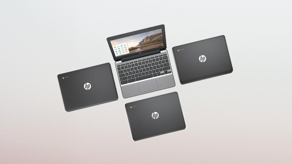 Slik ser HPs nye og billige Chromebook ut
