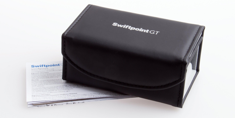 Swiftpoint GT kommer elegant innpakket. Foto: Vegar Jansen, Tek.no