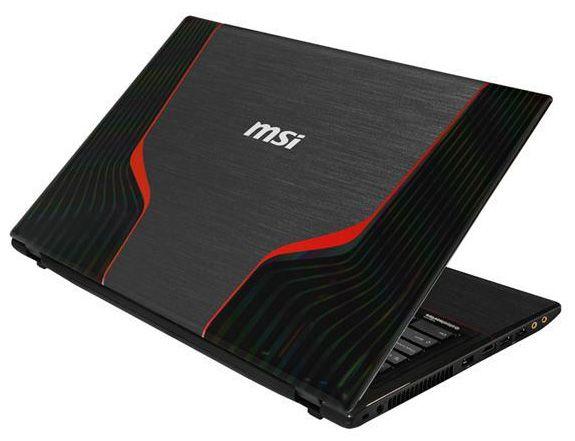 MSI GE60 har en høyoppløst skjerm og leverer helt kurant spillytelse.