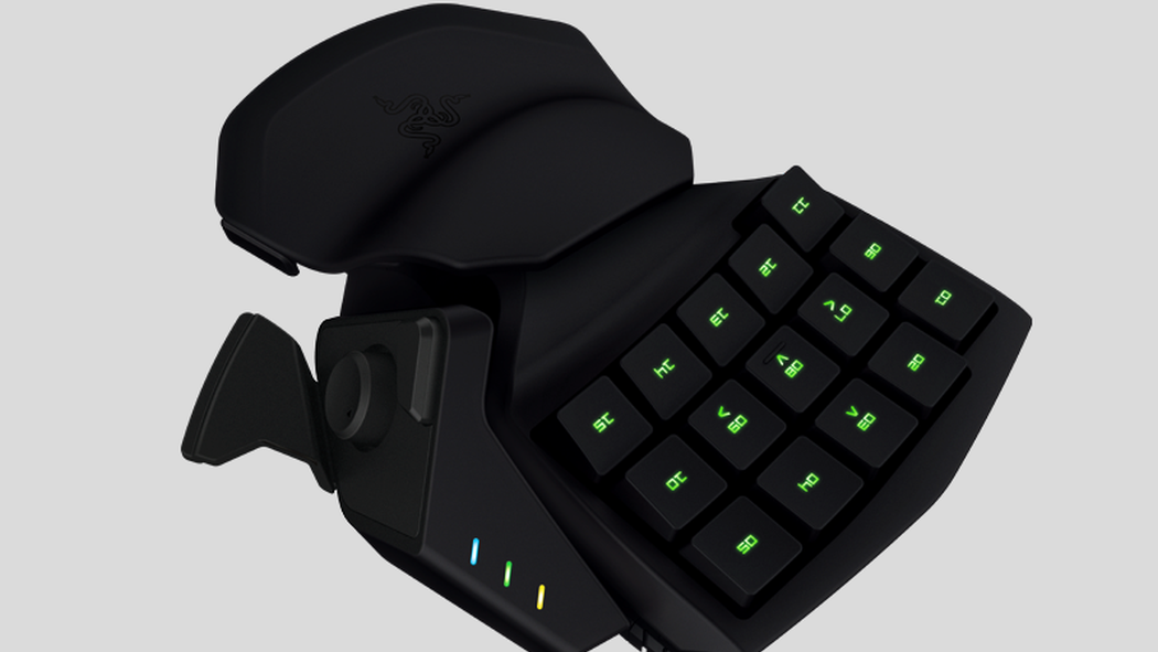 Razer har sluppet et nytt, helsprøtt spilltastatur
