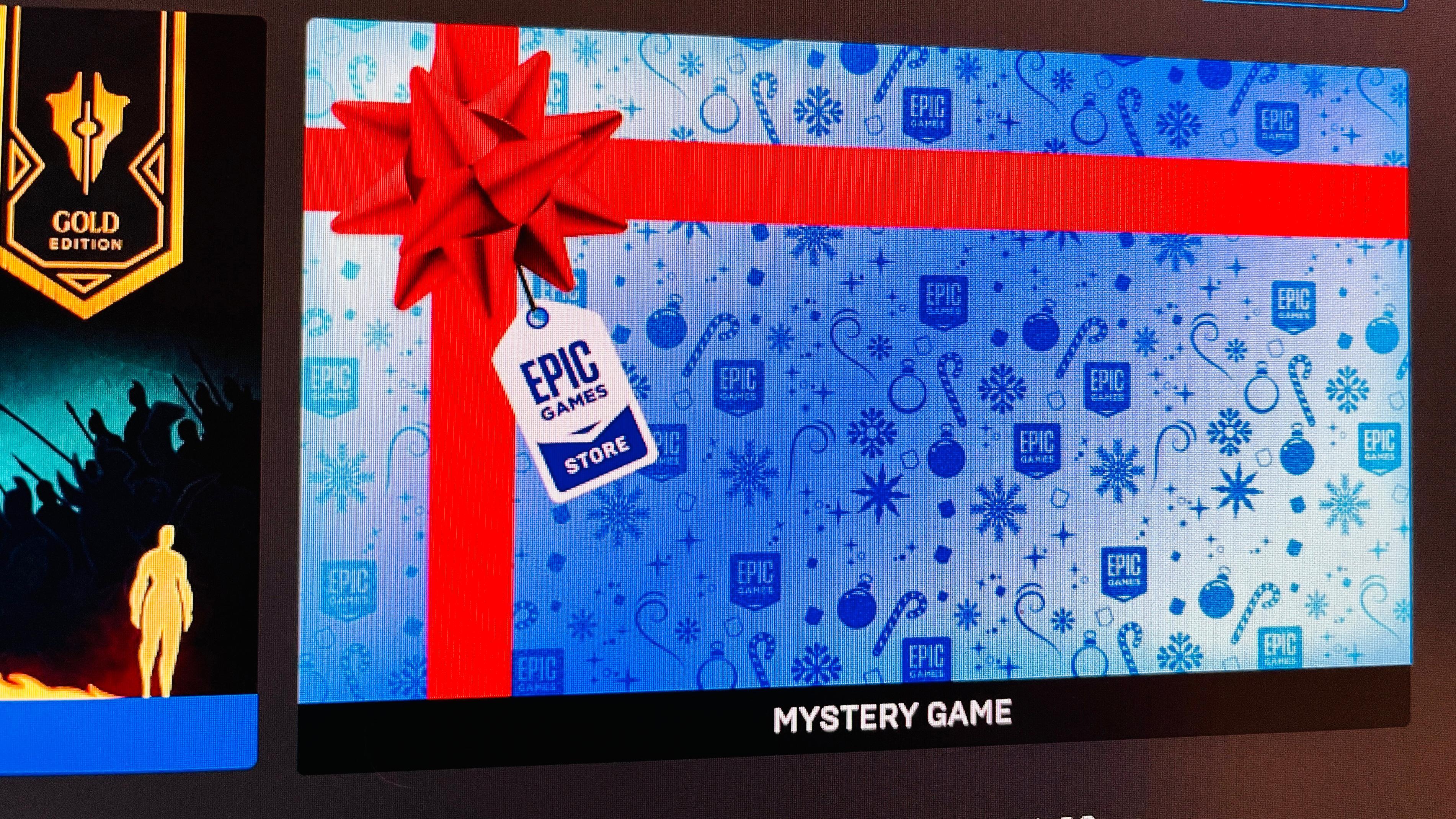 Epic-butikken feirer jul med 15 gratis spill