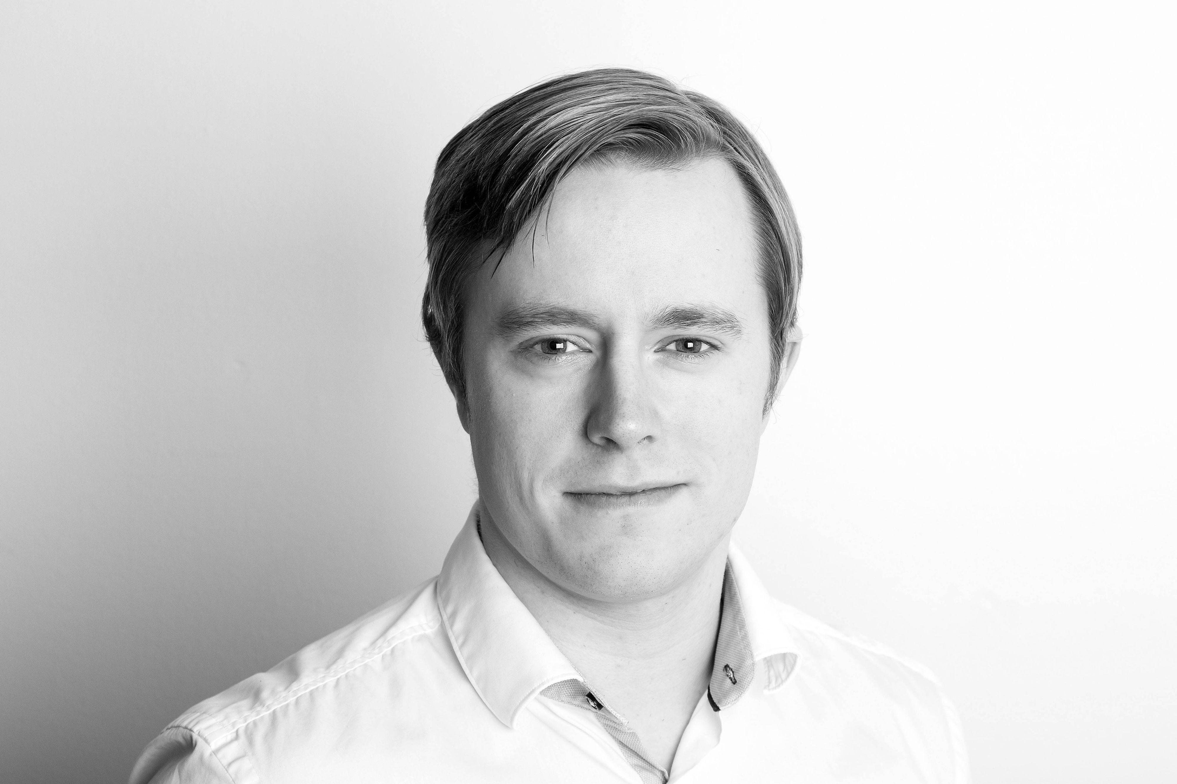 Varg Aamo, journalist.Foto: Tek.no