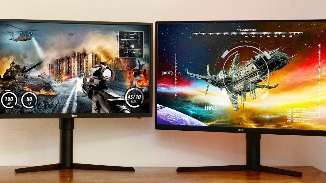 LG slipper lynraske skjermer for spillere