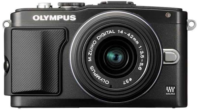 Olympus PEN E-PL5.