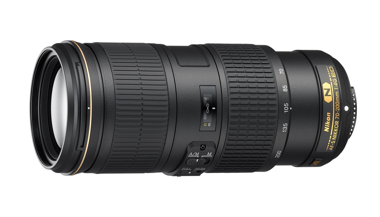 Nikon AF-S NIKKOR 70-200mm f/4G ED VR.Foto: Nikon