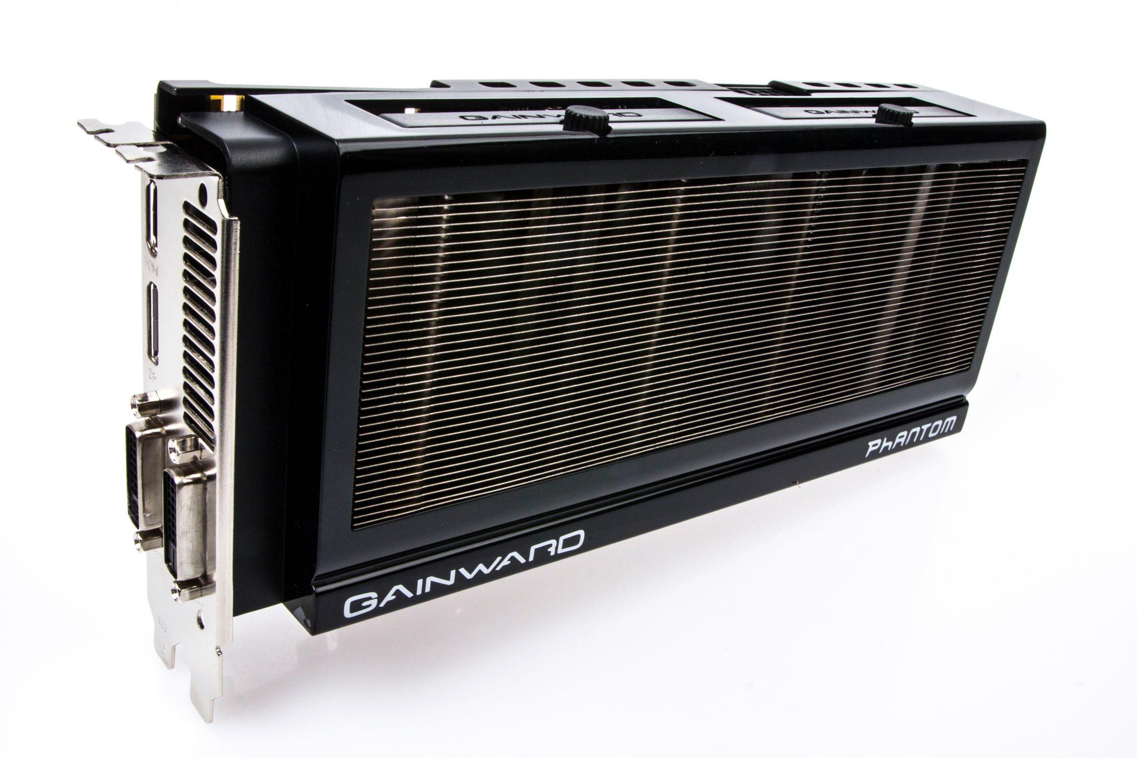 Gainward GeForce GTX 760 Phantom.Foto: Varg Aamo, Hardware.no