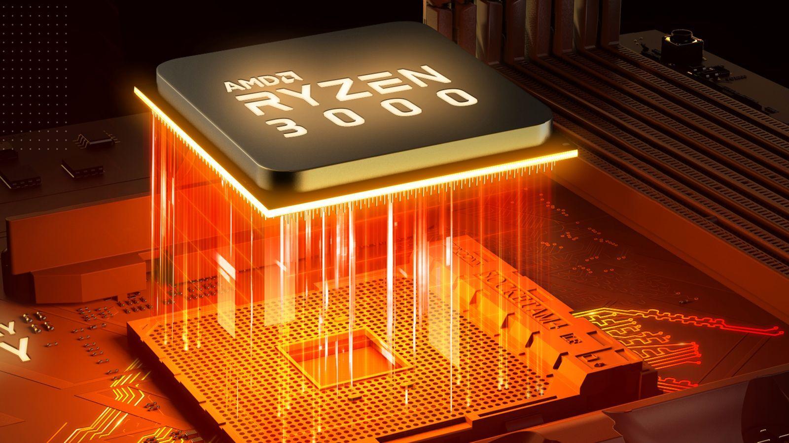 AMD har sluppet nye toppmodeller