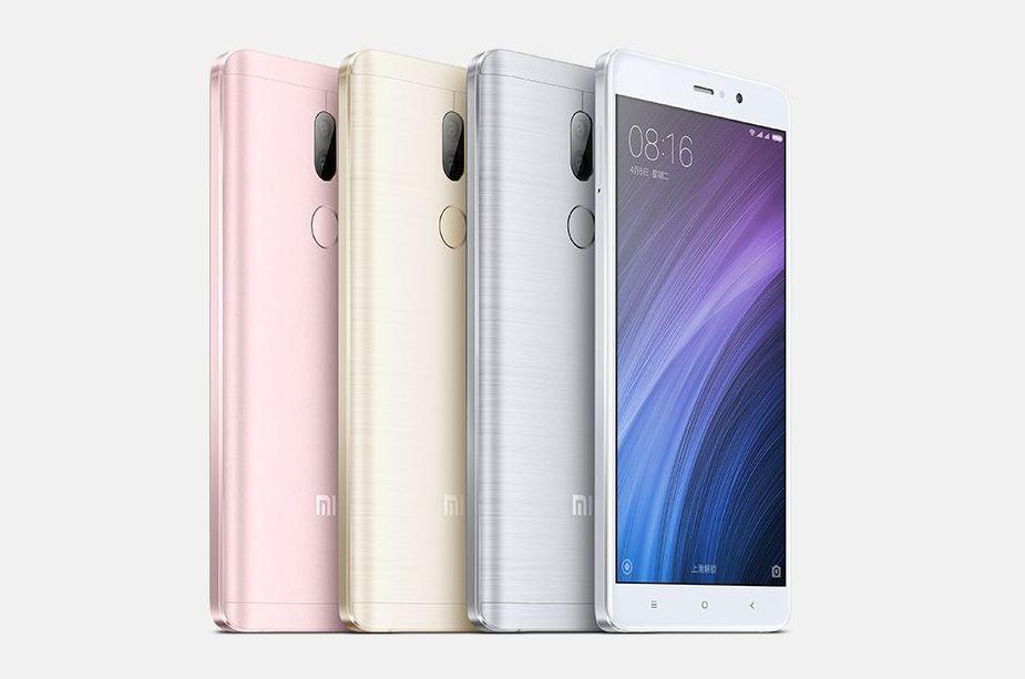 Xiaomi Mi 5s Plus.