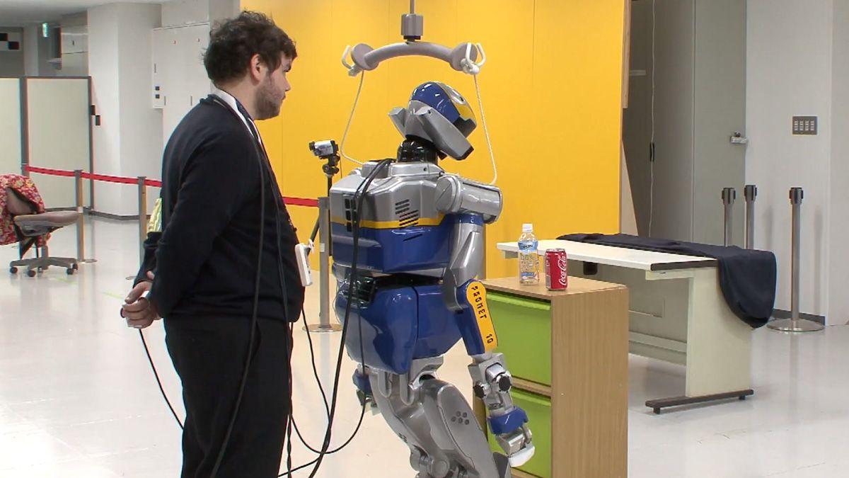 Snart kan du styre en robot med hjernen