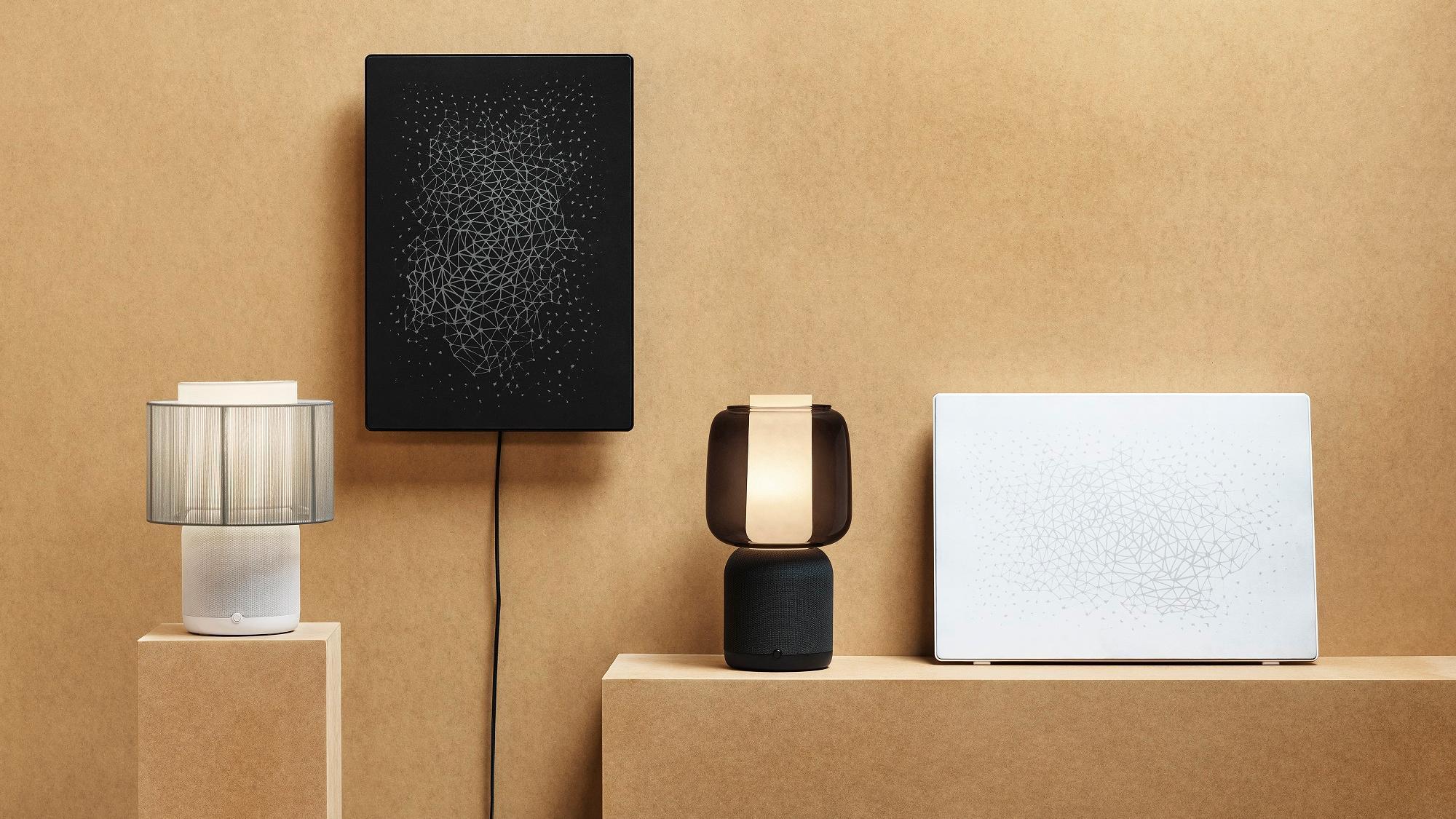 Ikea og Sonos slipper ny versjon av sin lampehøyttaler