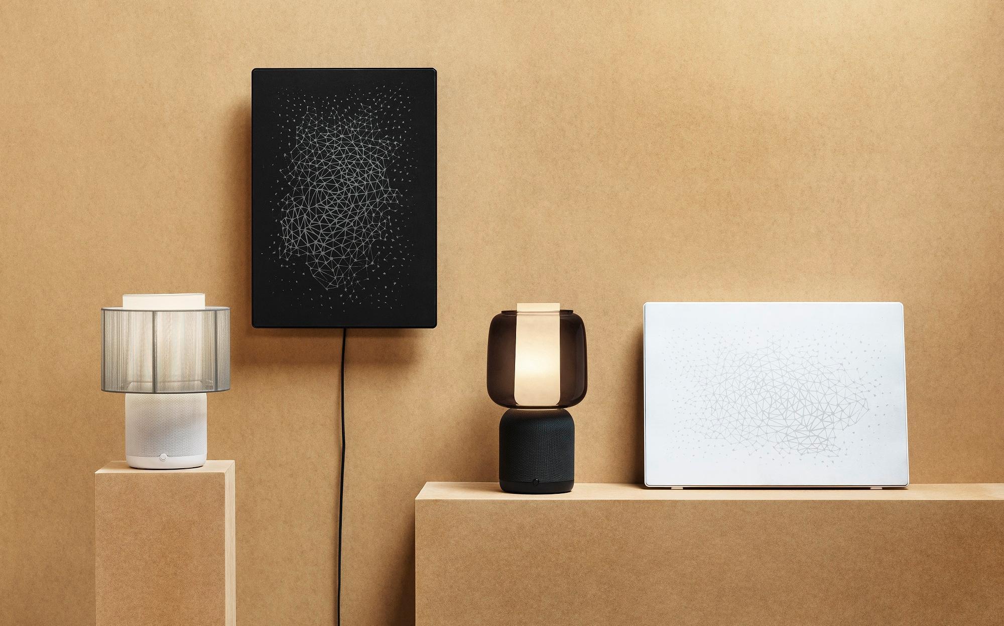 Ikea og Sonos' bordlampehøyttaler er snart klar i ny versjon.