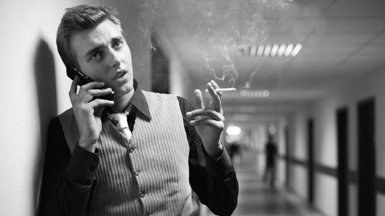 - Like farlig som å røyke