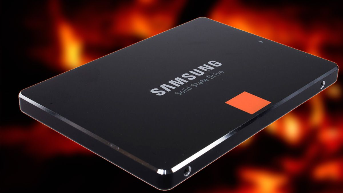 Samsung 840 Pro SSD 256 GB