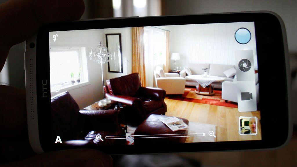 Slik skal HTC One X få superkamera
