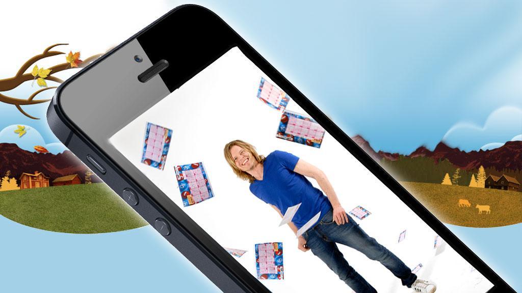 Send inn Lotto-kupongen din selv