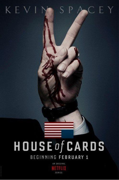 I 2013 vil Netflix komme med flere egne ekslusive serier. House of Cards med Kevin Spacey er først ut.Foto: Netflix