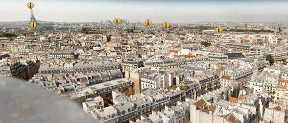 Zoom innom Paris