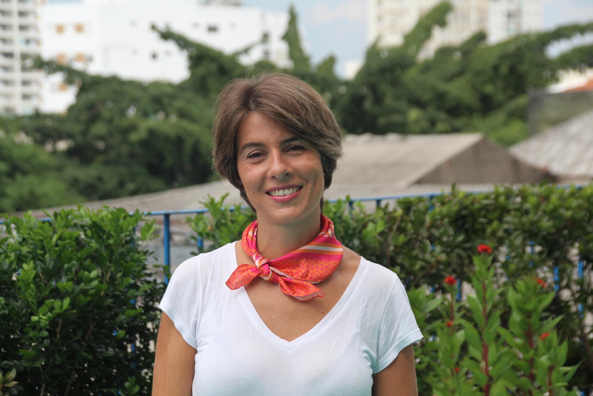 Carla Avesani, forskningskoordinator på Karolinska Institutet i Stockholm