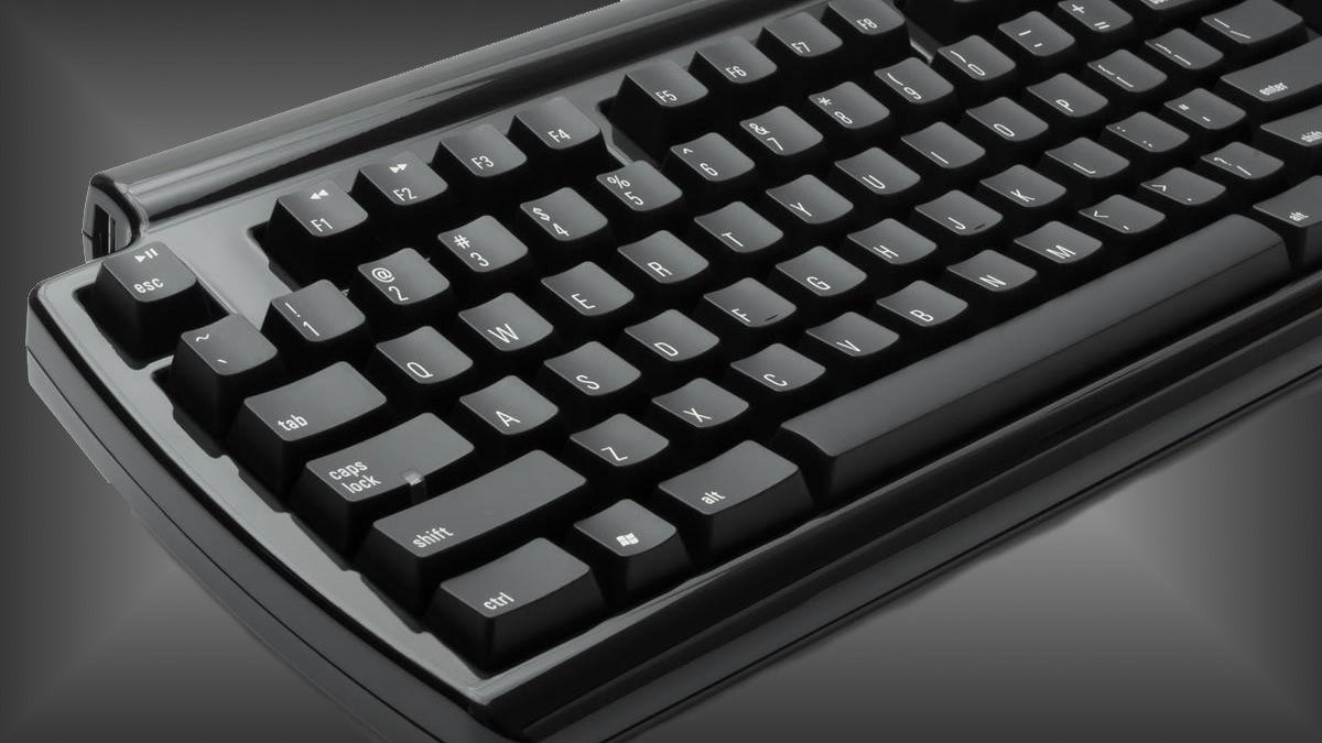 Verdens mest stille mekaniske tastatur Tek.no