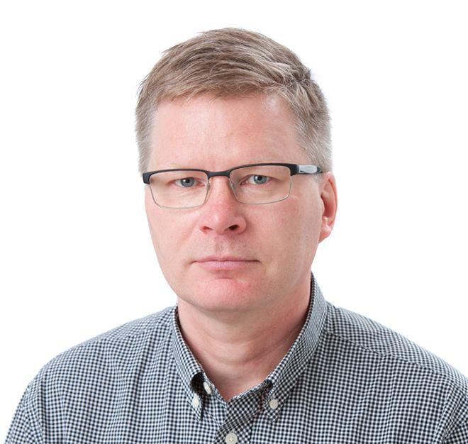 Prosjektleder Johan Sundman på Trafikkontoret i Stockholm sier de fryktet 10 000 utleie-sparkesykler i gatene.