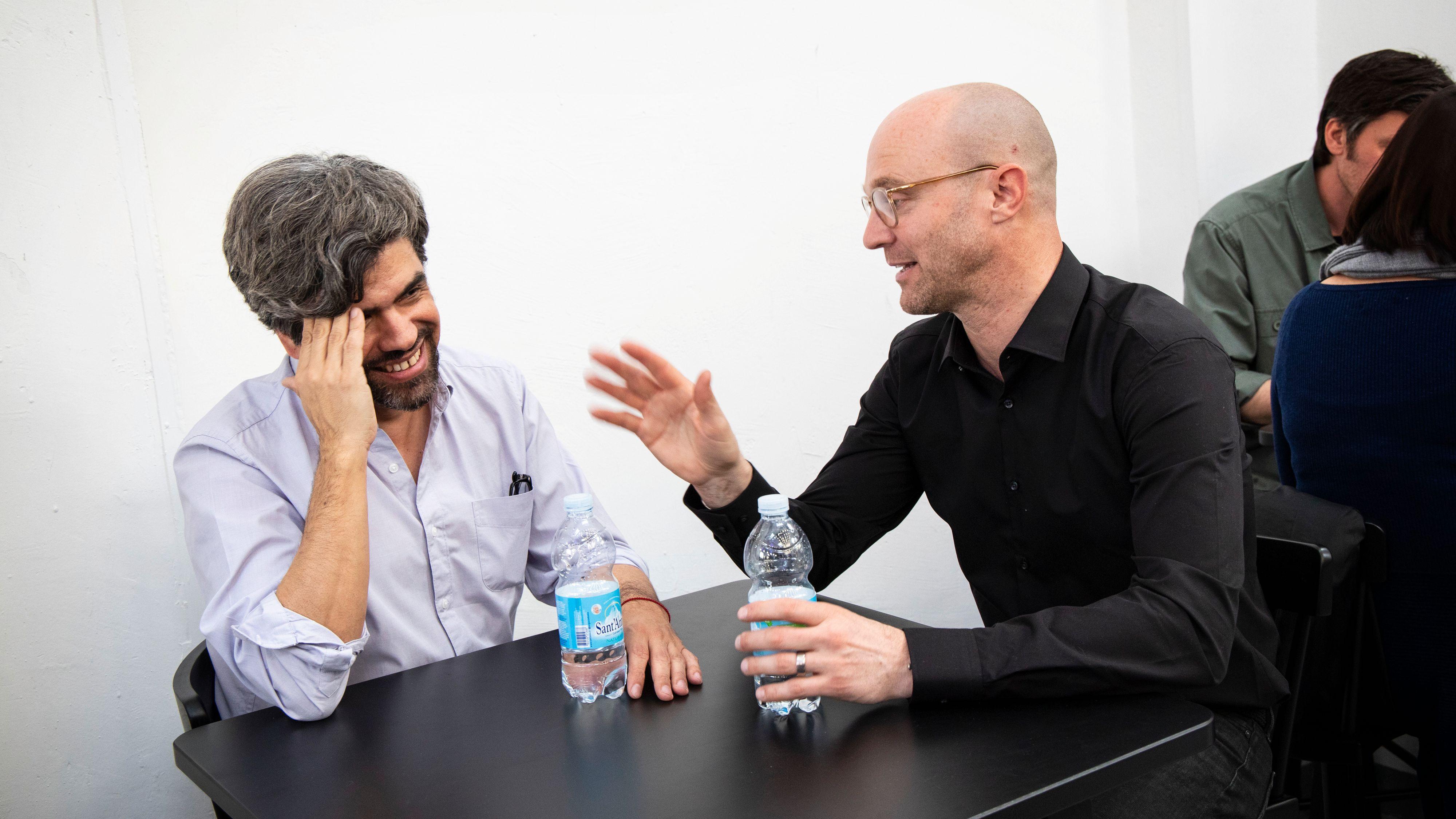 Tad Toulis i Sonos og Björn Block i Ikea er fulle av lovord om samarbeidet de har innledet.