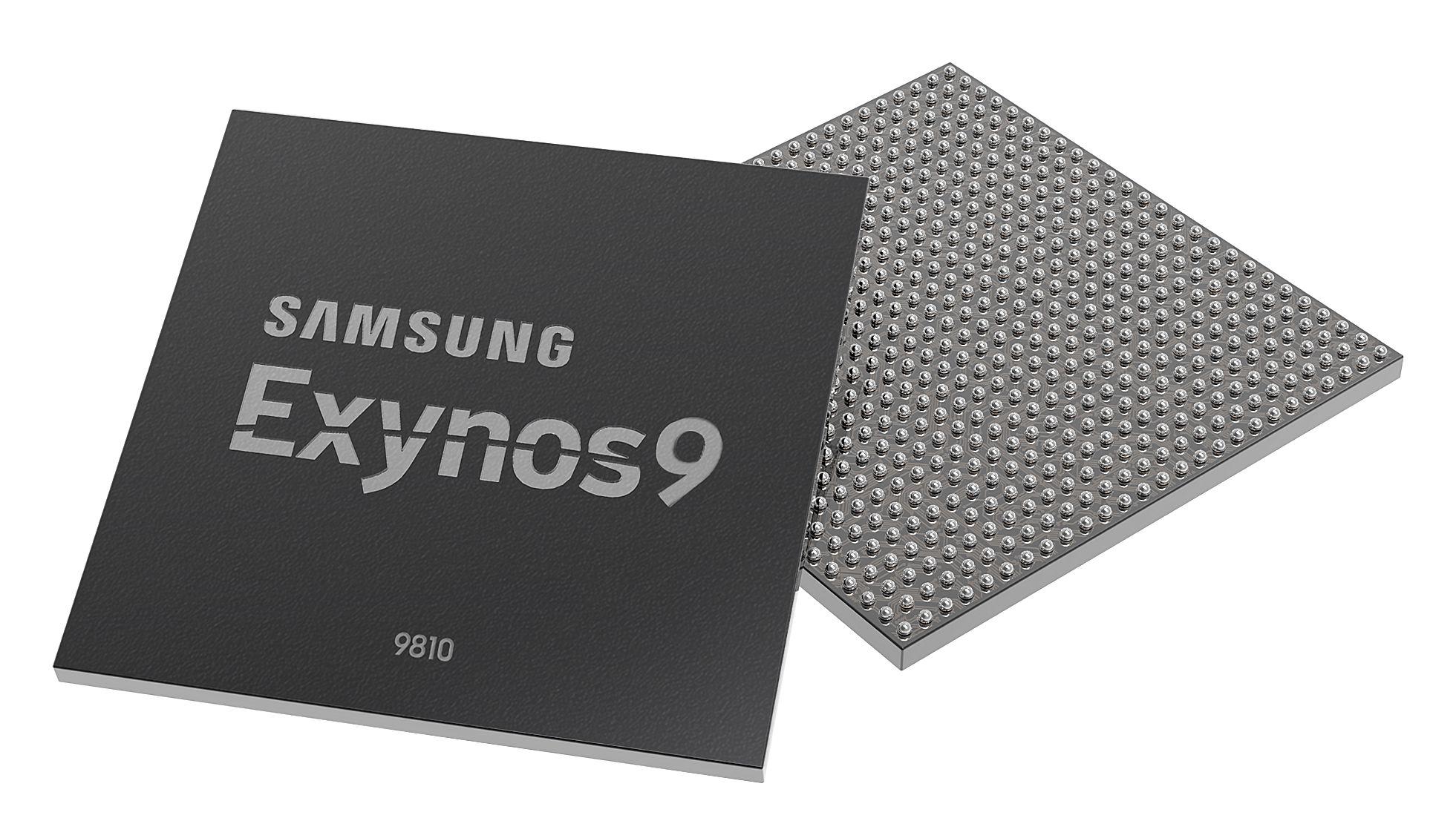 Nye detaljer om Samsungs nye prosessor avslører iPhone X-lignende funksjoner