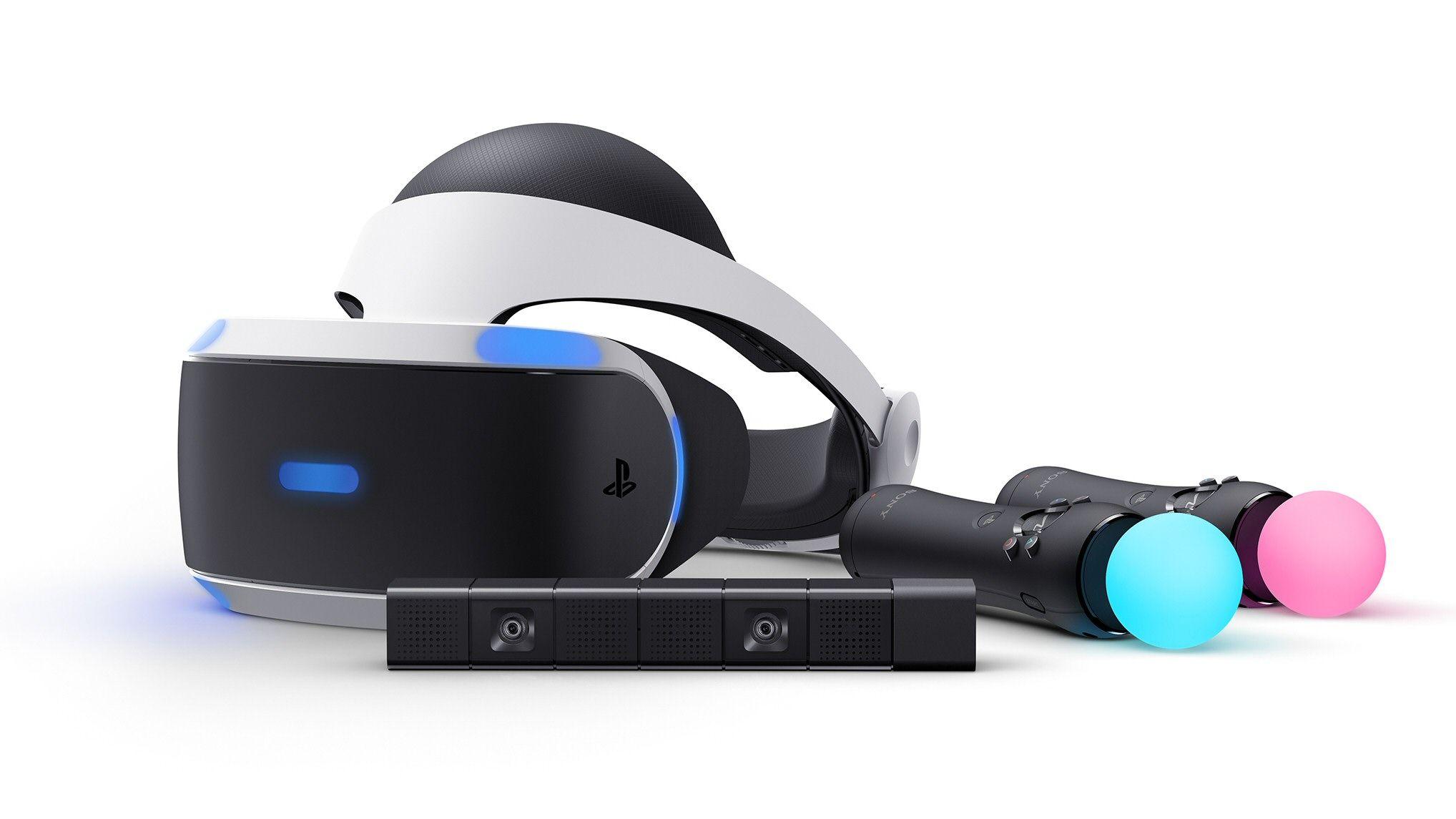 PlayStation VR for PlayStation 4.