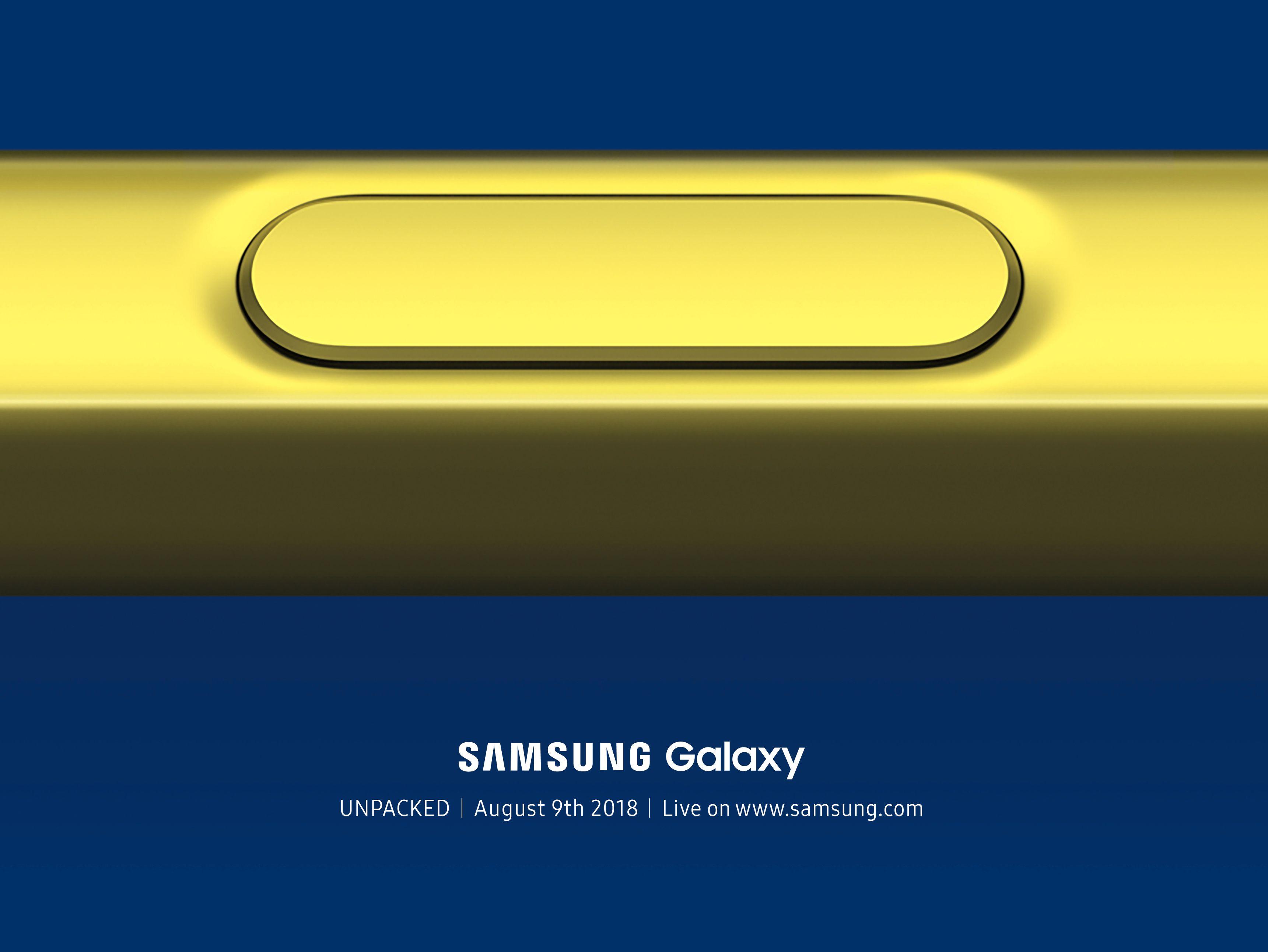 Galaxy Note 9 blir lansert den 9. september i Brooklyn, New York. Vi er til stede for å få med oss nyhetene og prøvekjøre det nye flaggskipet.