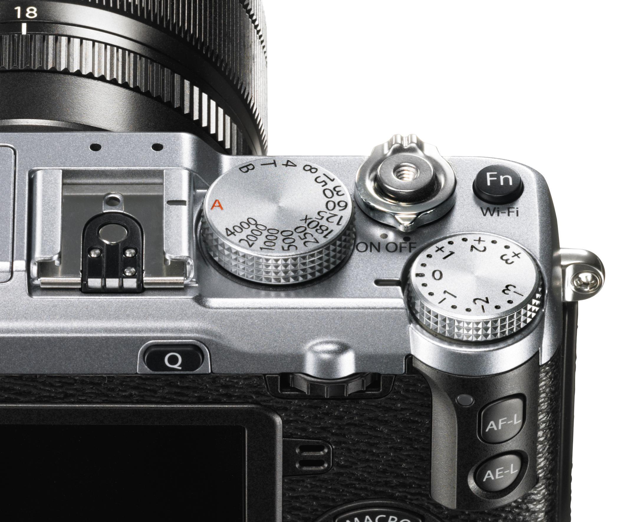 Retrostilen til Fujifilm har vunnet mange venner. Foto: Fujifilm