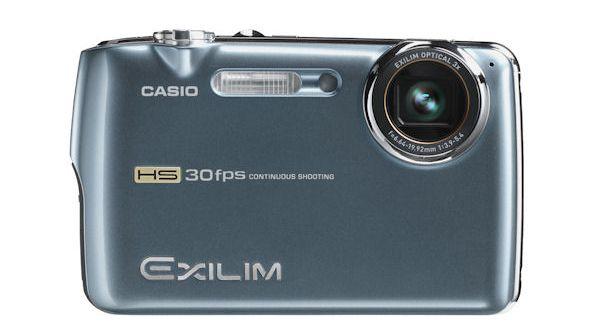 Flere høyhastighetskameraer fra Casio