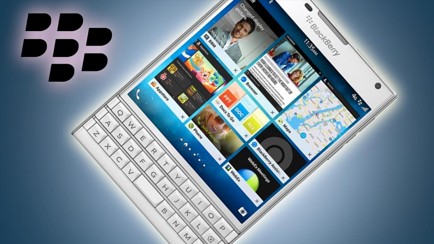 BlackBerry planlegger flere snodige telefoner