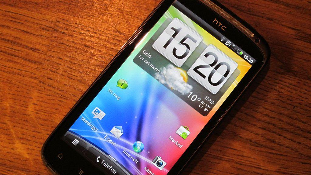 Nå får du Android 4.0 på HTC Sensation