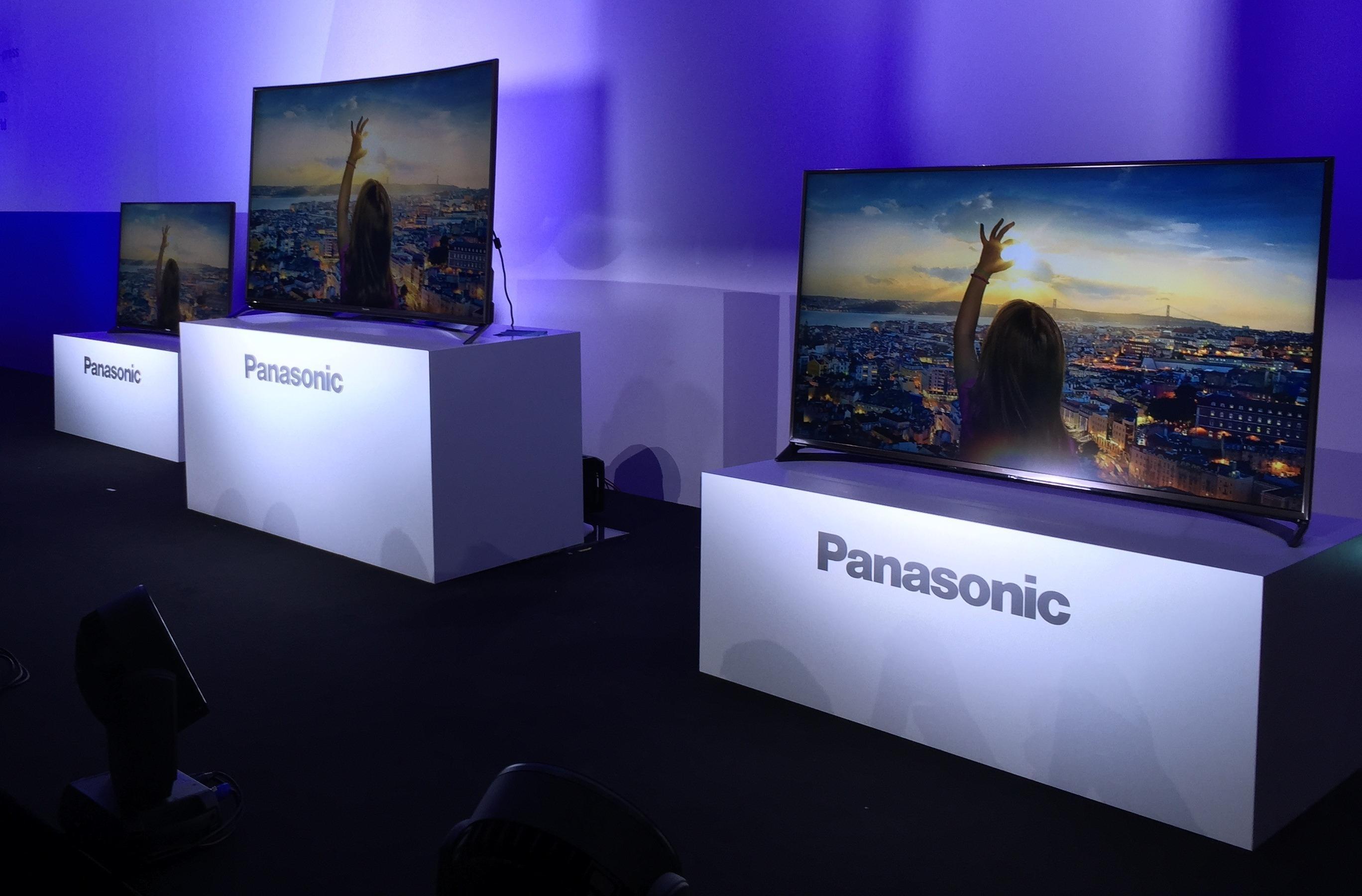 Hvor stor og dyr TV du har tenkt å kjøpe er det første du må bestemme deg for. Foto: Ole Henrik Johansen, Tek.no