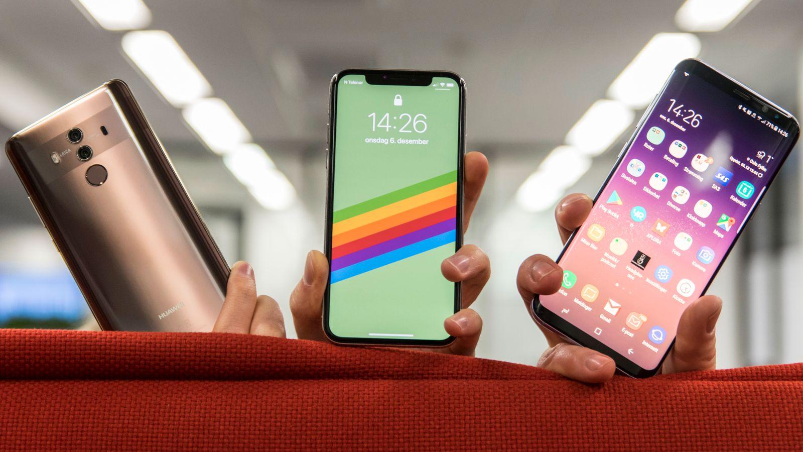 LG erklærer Korea krig mot Samsung – Lyd & Bilde