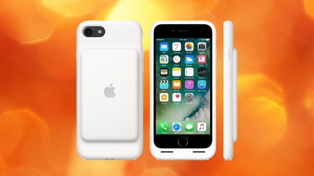 Apples nye batterideksel til iPhone 7 byr på mye mer strøm enn før