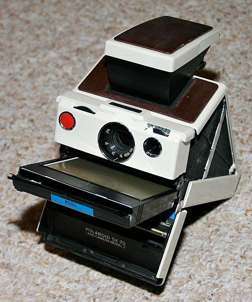 Et av kameraene som nå kan tas i bruk igjen.