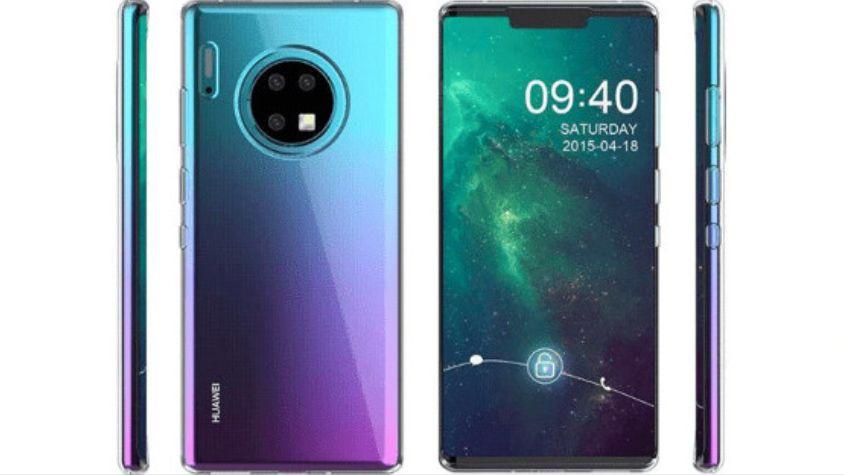 Huawei Mate 30 Pro er ventet rett etter iPhone-lansering