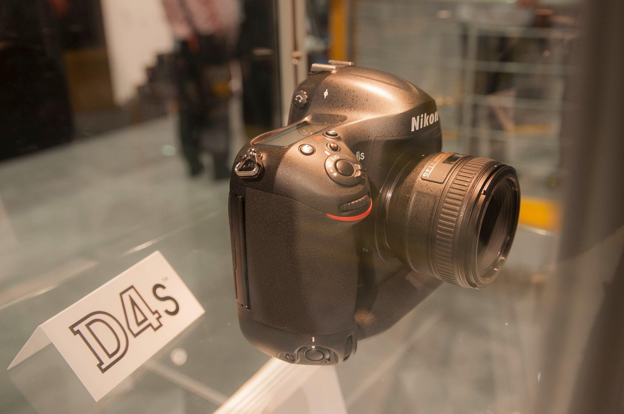 En prototype av D4s var utstilt på årets CES-messe.Foto: Finn Jarle Kvalheim/Amobil.no
