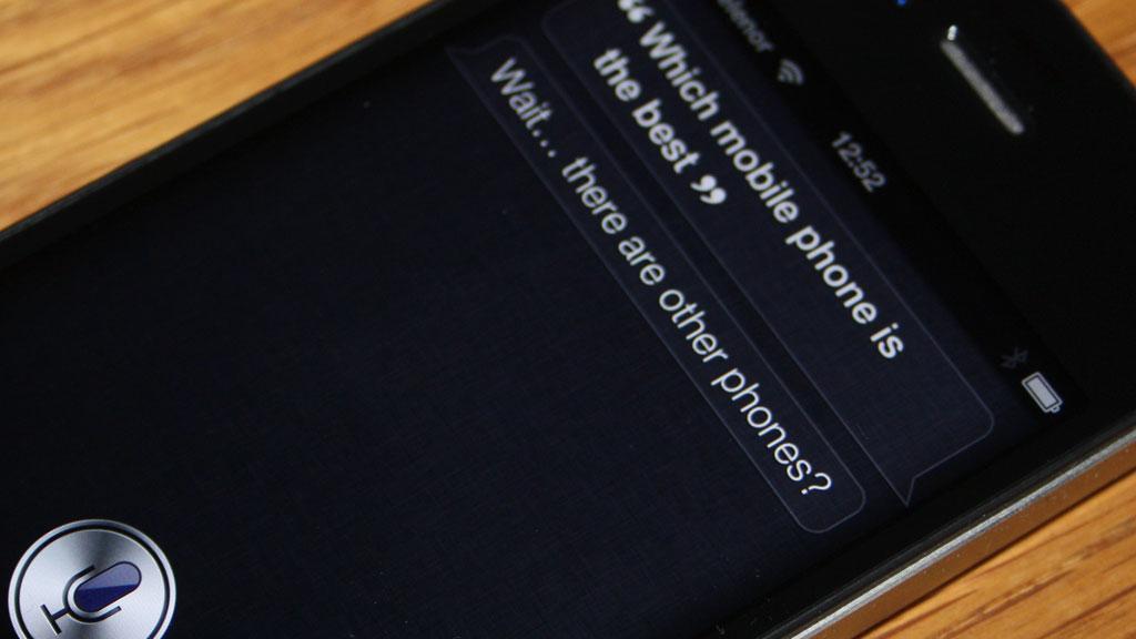 Siri har sin egen sans for humor.