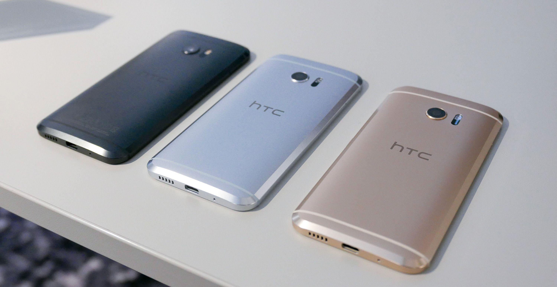 Telefonen fås i tre ulike farger, men gullvarianten kommer ikke til Norge med det første.