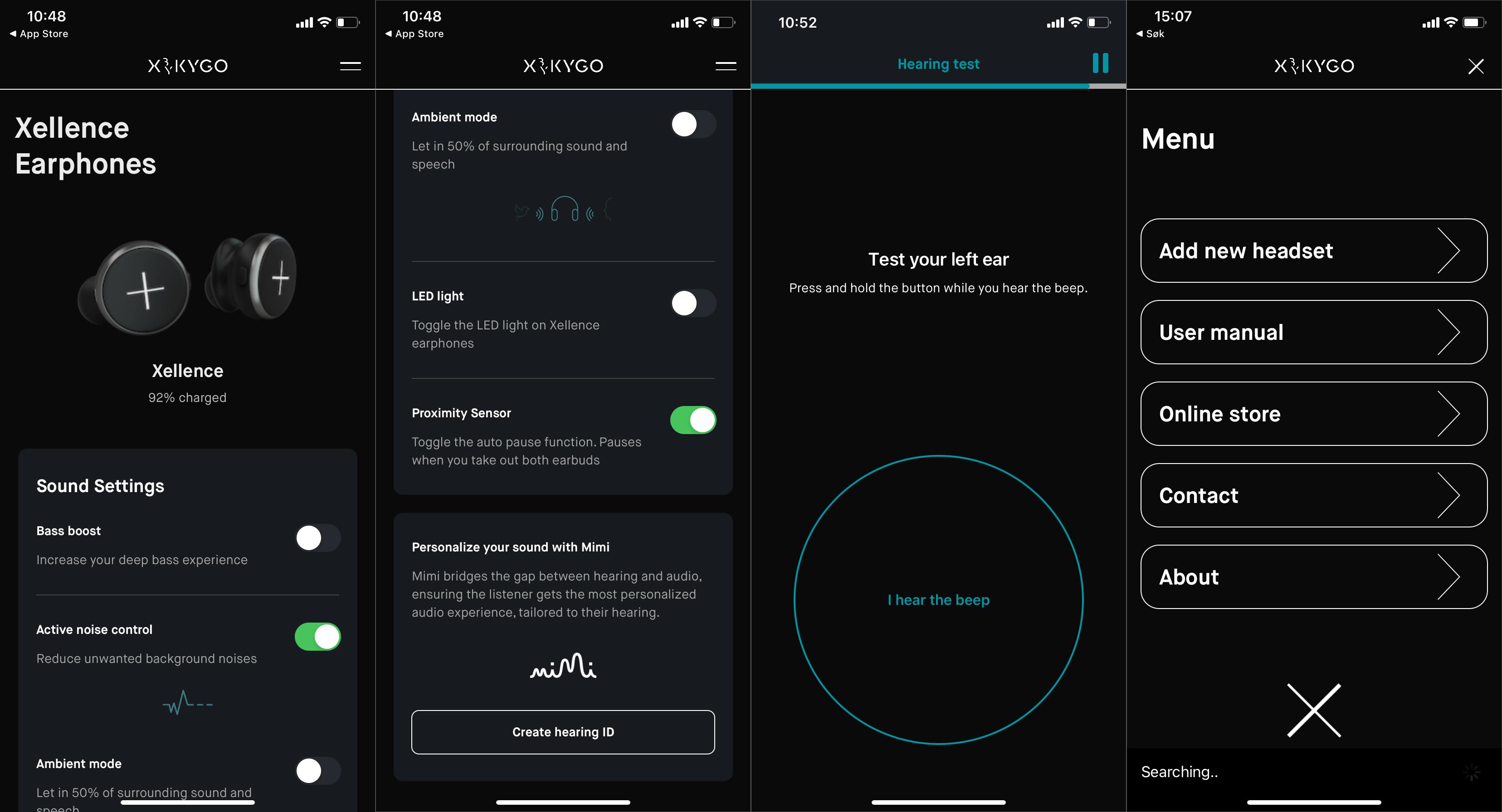 Den nye X by Kygo-appen er ganske enkel.