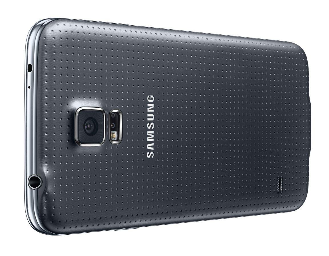 Flere og bedre kamerafunksjoner følger med Samsung Galaxy S5.Foto: Samsung