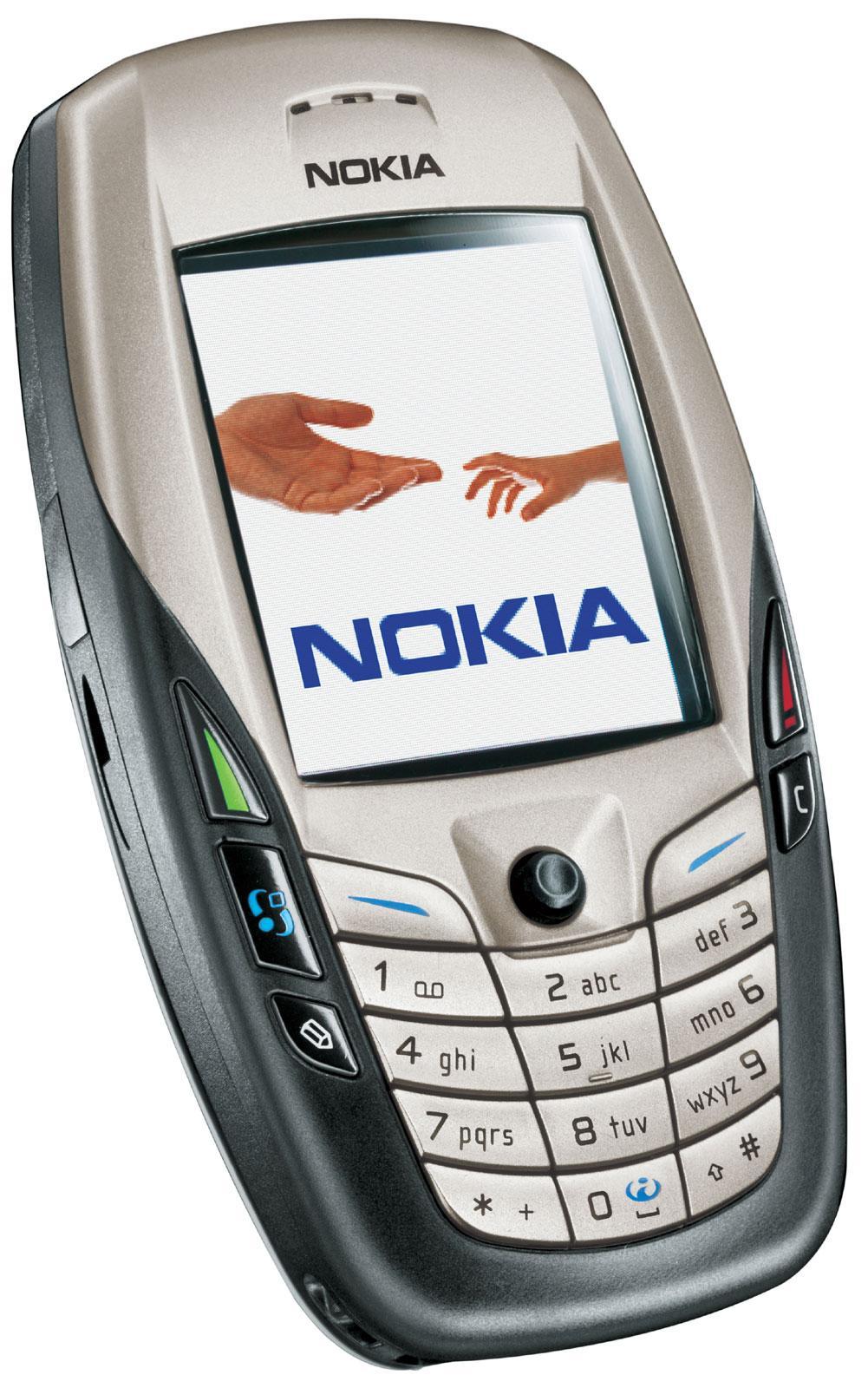 Tjukkasen Nokia 6600 med Symbian S60 har vært mange mobileieres kjæledegge.